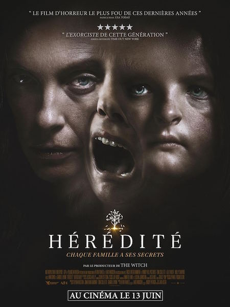 Heredite - affiche