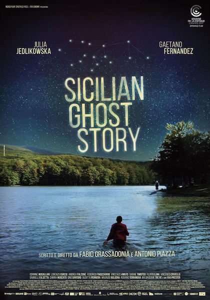 Sicilian Ghost Story - affiche