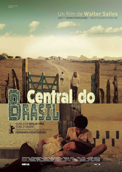 Central do Brasil - affiche