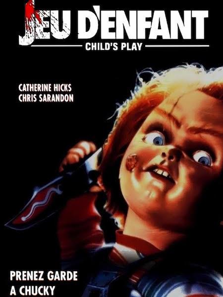 Chucky - Jeu denfant - affiche