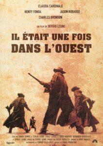 Il etait une fois dans lOuest - Affiche francaise