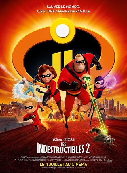 Les Indestructibles 2 - affiche