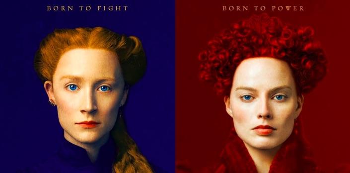 Saoirse Ronan et Margot Robbie - Mary Queen of Scots