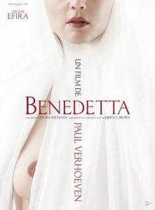 Benedetta - affiche