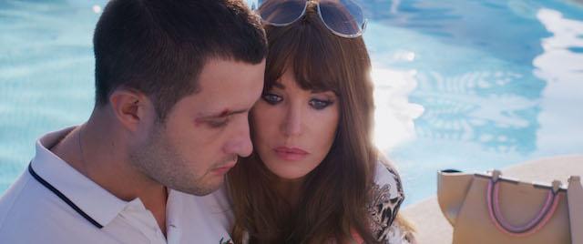 Karim Leklou et Isabelle Adjani - Le monde est a toi