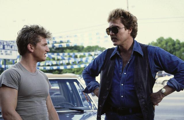 Sean Penn et Christopher Walken - Comme un chien enrage