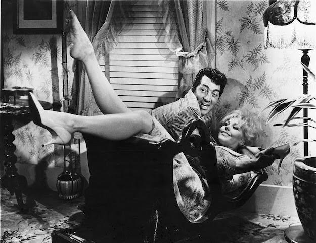 Dean Martin et Kim Novak - Embrasse moi idiot