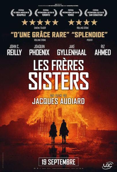 Les freres Sisters - affiche