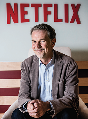 Reed Hastings - Netflix