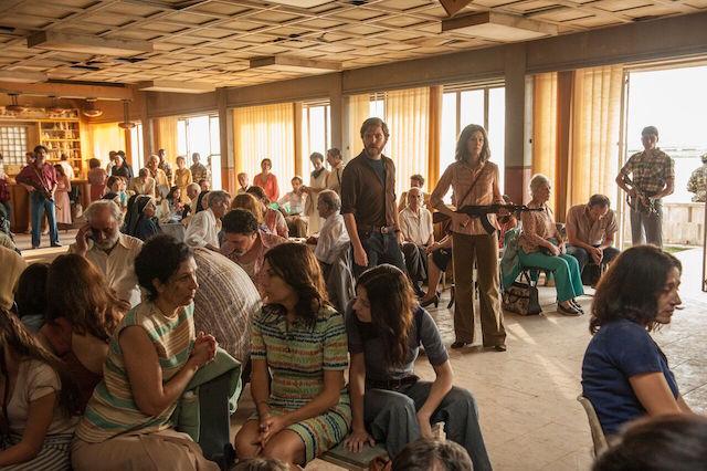 Otages a Entebbe