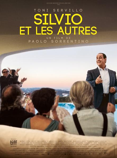 Silvio et les autres -affiche