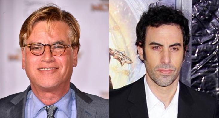 Aaron Sorkin - Sacha Baron Cohen
