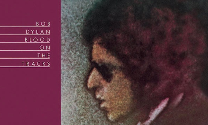 Blood on the tracks Bob Dylan