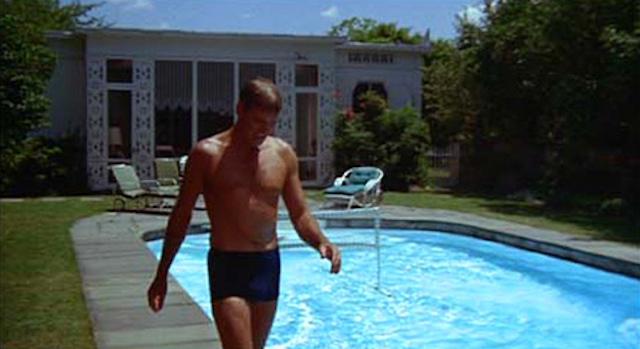 Burt Lancaster - The Swimmer - Frank Perry