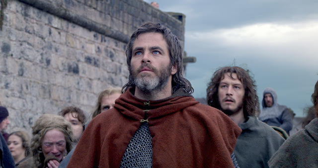 Chris Pine - Outlaw King