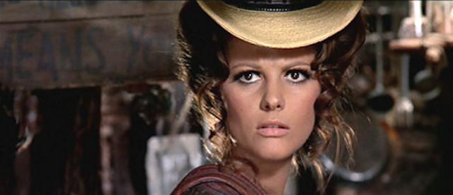 Claudia Cardinale - il etait une fois dans louest