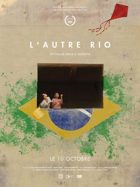 LAutre Rio - affiche