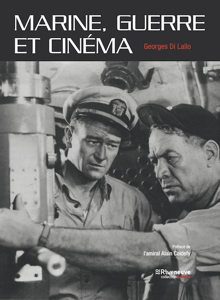 Marine guerre et cinema - livre