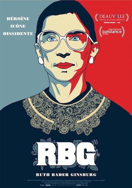 RBG - affiche
