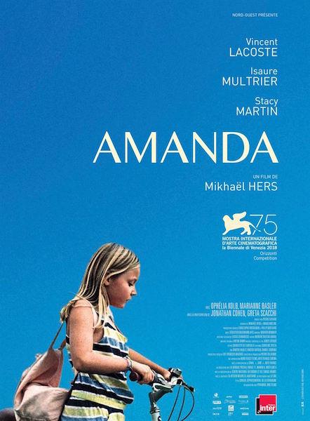 Amanda - affiche