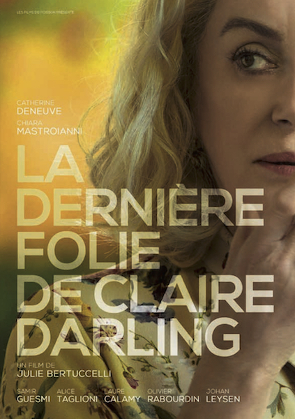 Claire Darling - affiche