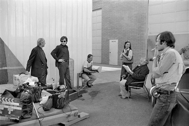 De lautre cote du vent - Orson Welles - Netflix