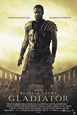 Gladiator - poster