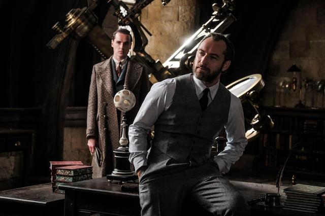 Jude Law - Les Animaux Fantastiques Les Crimes de Grindelwald