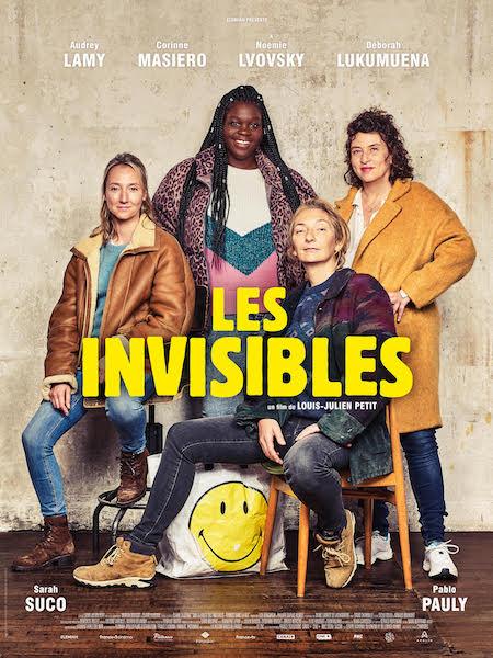 Les Invisibles - affiche