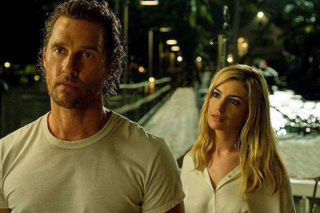 Matthew McConaughey et Anne Hathaway - Serenity