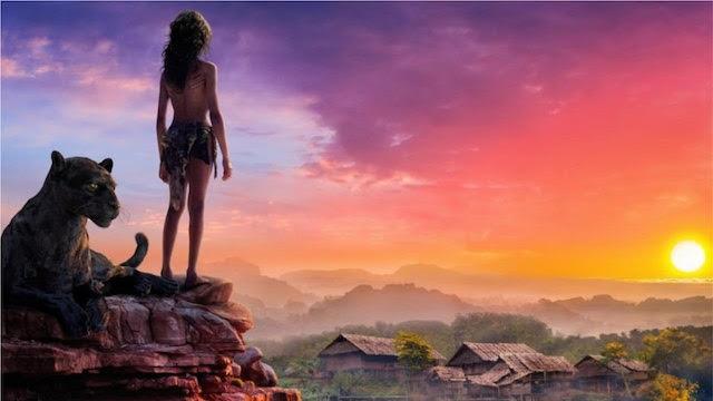 Bande-annonce du film d'Andy Serkis pour Netflix — Mowgli