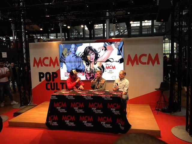 Wonder Woman - Comic-Con de Paris