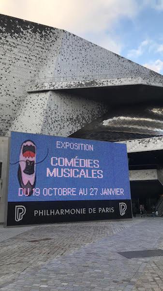 Comedies musicales - Philarmonie de Paris