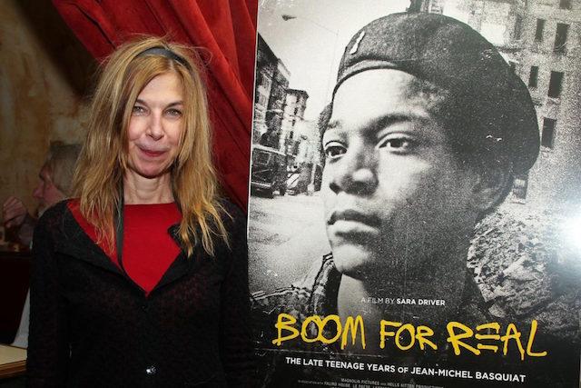Sara Driver - Basquiat - un adolescent a New york