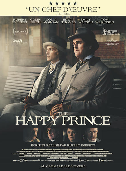 The Happy Prince - affiche