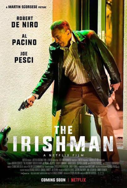 The Irishman - affiche