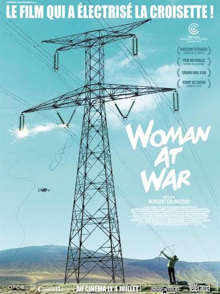 Woman at War - affiche