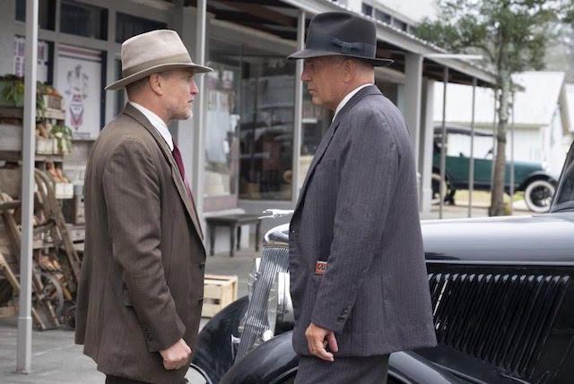 Woody Harrelson et Kevin Costner - The Highwaymen