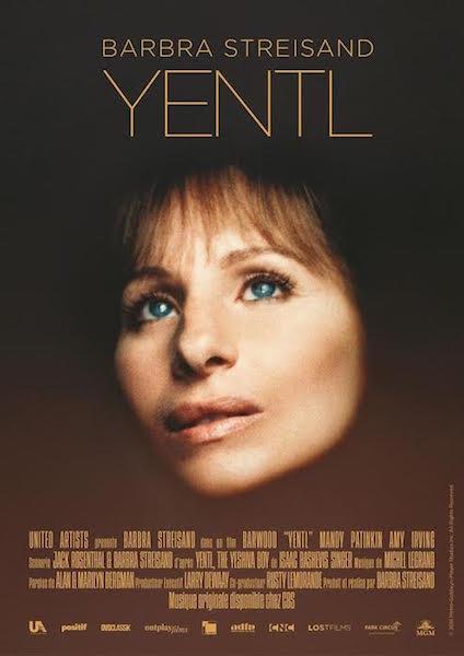 Yentl - affiche