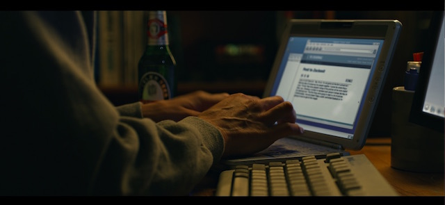 The Social Network de David Fincher ecrit par Aaron Sorkin