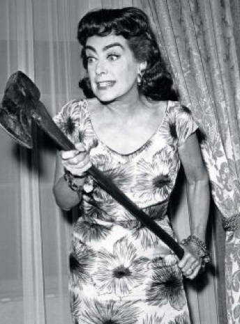 Joan Crawford - La meurtrière diabolique