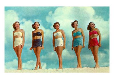 Bikinis - Maillots de bains - Ccostumes de bain