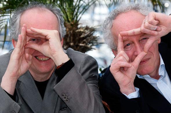 Jean-Pierre et Luc Dardenne - Cannes 2009