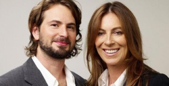 Kathryn Bigelow et Marc Boal