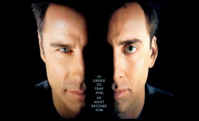 Face Off - Volte Face de John Woo avec John Travolta et Nicolas Cage