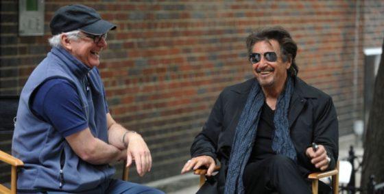 Barry Levinson et Al Pacino