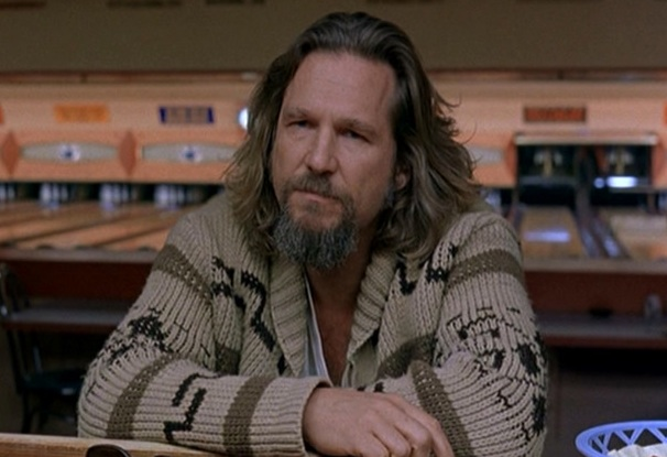 Jeff Bridges - The Dude The Big Lebowski