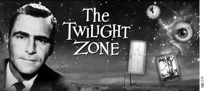 Rod Serling The Twilight Zone