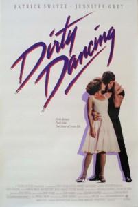 Dirty Dancing - affiche film