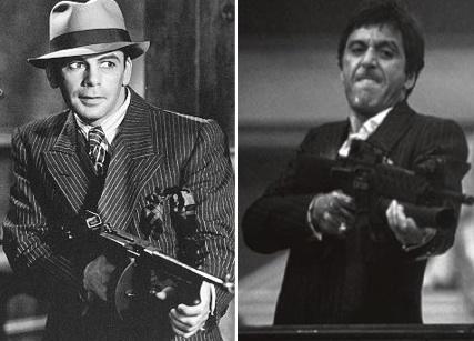 Paul Muni / Al Pacino - Scarface